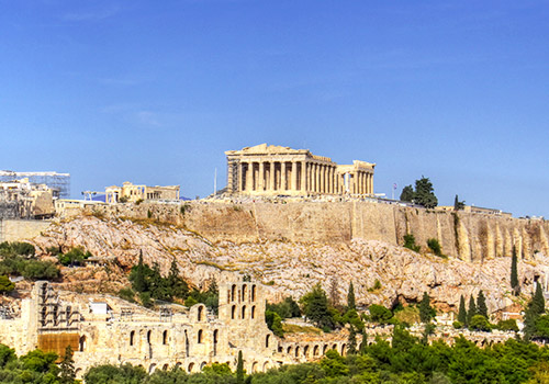 Athens city tour