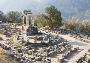 athens delphi tour