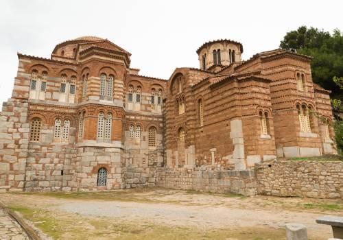 Delphi and Hosios Loukas Monastery tour