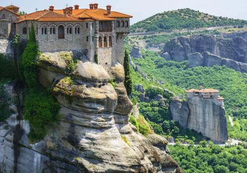 Argolis, Ancient Olympia, Delphi and Meteora tour