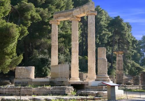 Olympia tour and Argolis