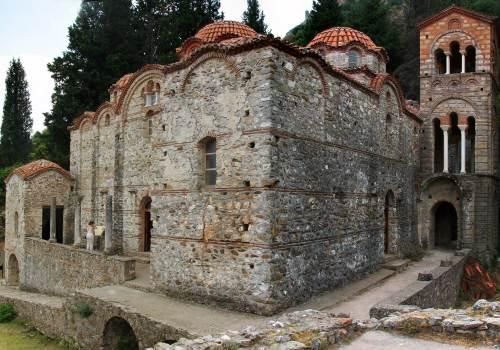 Argolis, Monemvasia, Sparti and Mystras tour