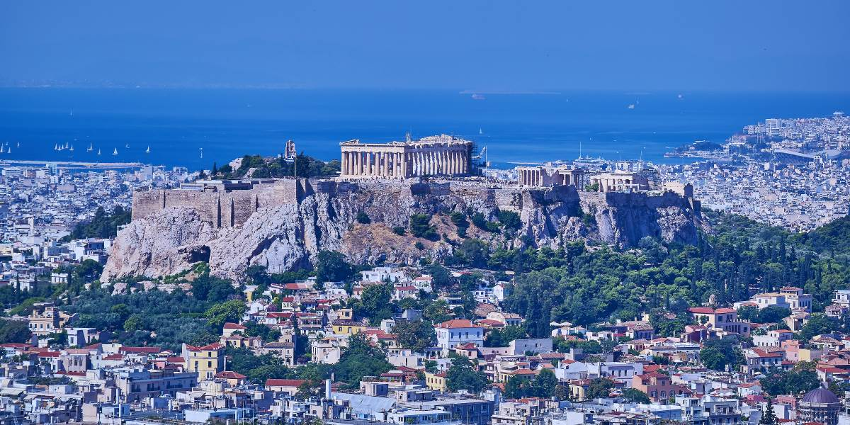 Athens Sightseeing tour