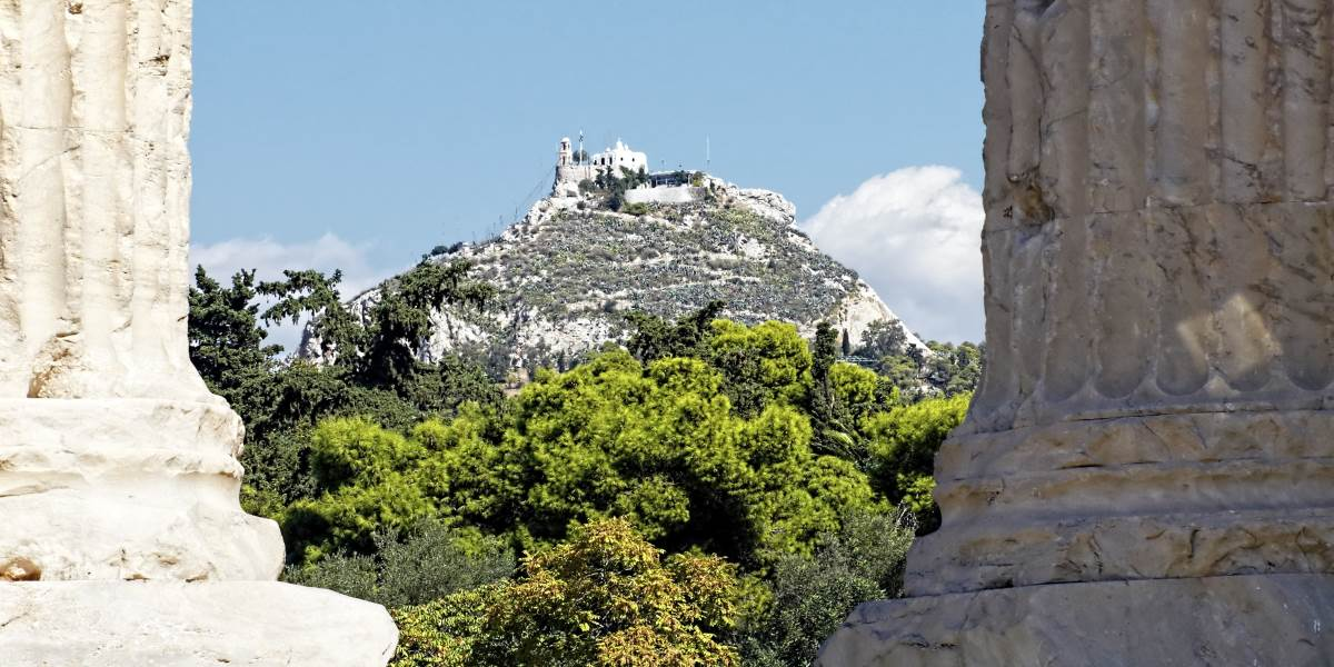 Athens sightseeing and Cape Sounion