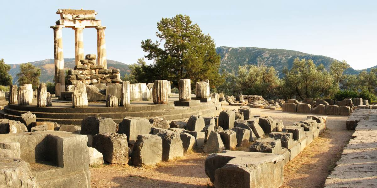 Delphi and Thermopylae