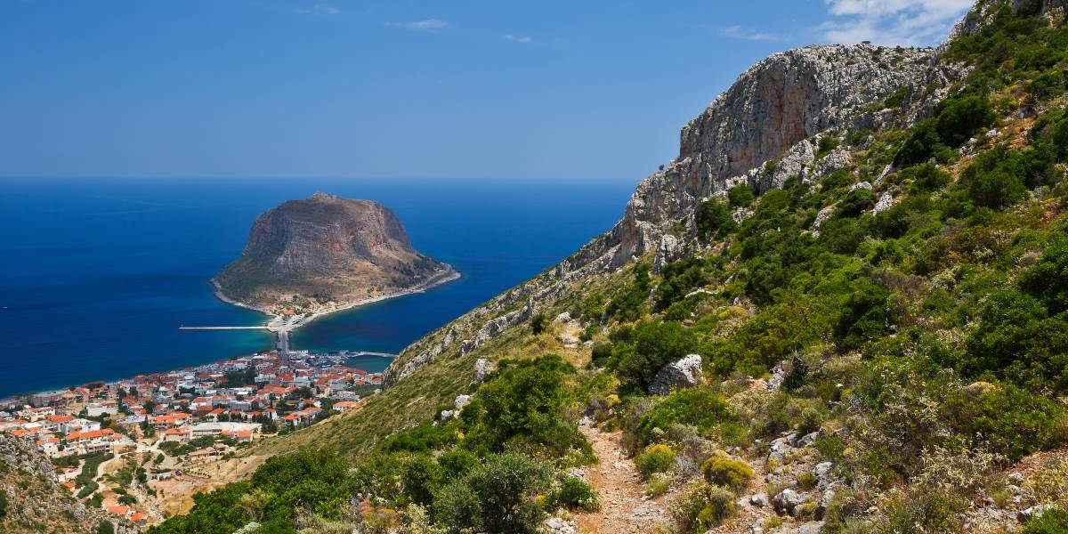 Argolis, Monemvasia, Sparti and Mystras tour