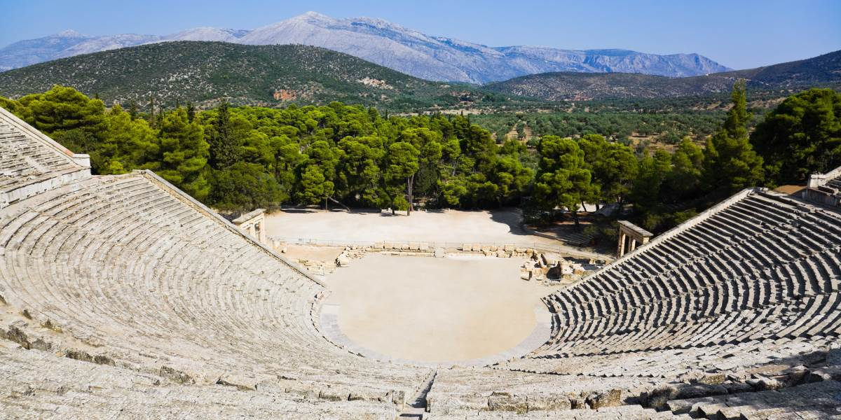 Argolis, Ancient Olympia and Delphi