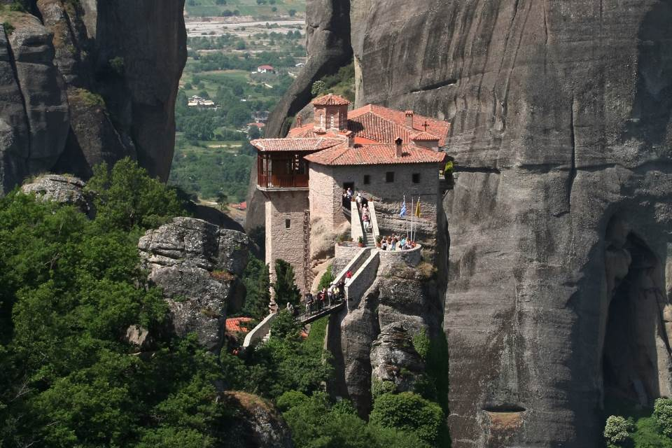 Athens to Meteora Day Trip